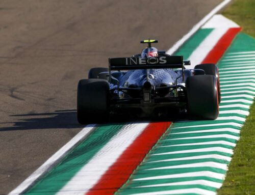 Bottas si prende la pole a Imola, Leclerc in quarta fila