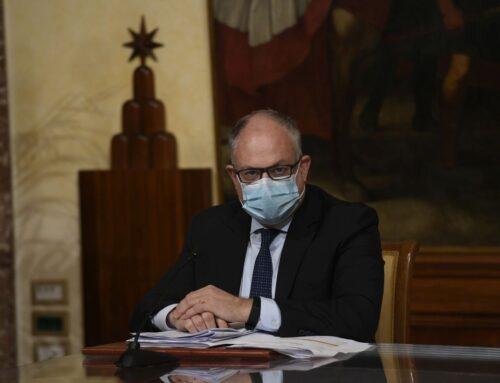 """Coronavirus, Gualtieri """"Pronti a risorse aggiuntive se necessario"""""""