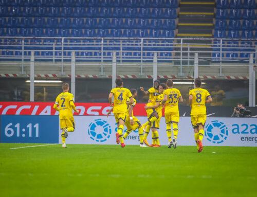 Rimonta Inter a San Siro, da 0-2 a 2-2 col Parma