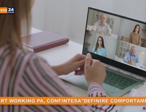 Smart working nella Pubblica Amministrazione, Confintesa chiede chiarezza