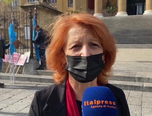 Coronavirus, a Palermo protesta mondo dello spettacolo