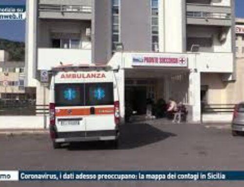 TGMED 24.10.20 PALERMO – CORONAVIRUS, I DATI ADESSO PREOCCUPANO: LA MAPPA DEI CONTAGI IN SICILIA