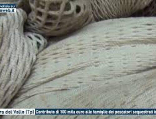 TGMED 23.10.20 MAZARA DEL VALLO – CONTRIBUTO DI 100 MILA EURO ALLE FAMIGLIE DEI PESCATORI SEQUESTRATI IN LIBIA
