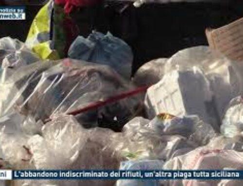 TGMED 31.10.20 TRAPANI – L'ABBANDONO INDISCRIMINATO DEI RIFIUTI, UN'ALTRA PIAGA TUTTA SICILIANA