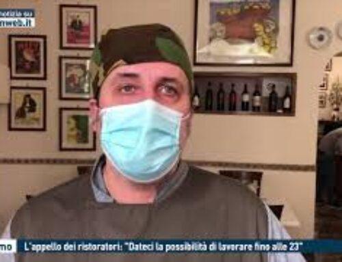 """TGMED 28.10.20 PALERMO – L'APPELLO DEI RISTORATORI: """"DATECI LA POSSIBILITA' DI LAVORARE FINO ALLE 23"""""""