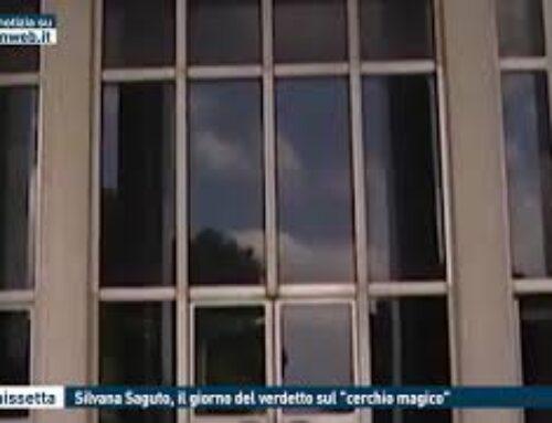 """TGMED 28.10.20 CALTANISSETTA – SILVANA SAGUTO, IL GIORNO DEL VERDETTO SUL """"CERCHIO MAGICO"""""""