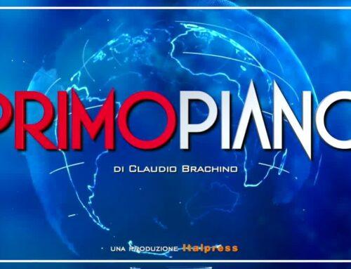 """""""Primo Piano"""" – Brachino intervista il presidente di Enpab Tiziana Stallone"""