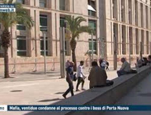 TGMED 30.10.20 PALERMO – MAFIA, VENTIDUE CONDANNE AL PROCESSO CONTRO I BOSS DI PORTA NUOVA