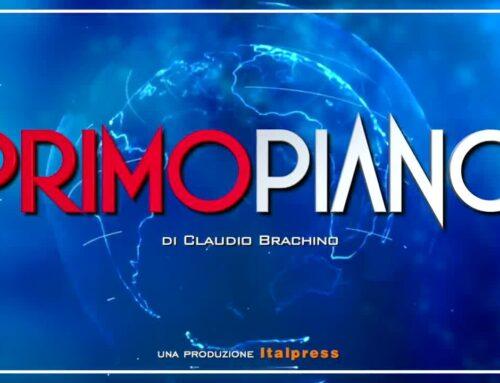 """""""Primo Piano"""" – Brachino intervista il viceministro dei trasporti Giancarlo Cancelleri"""