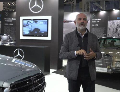 Mercedes Classe S. ammiraglia intelligente