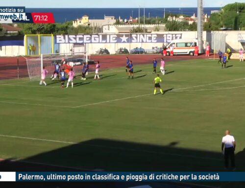 Calcio, il Palermo è all'ultimo posto in classifica e pioggia di critiche per la società