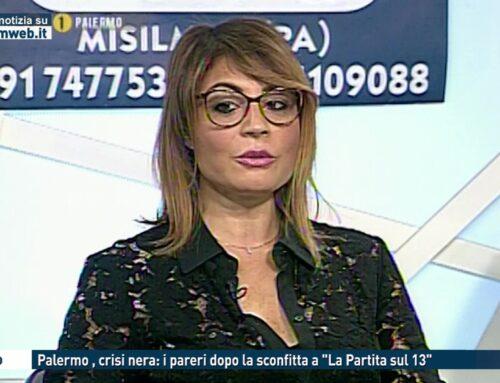 """Calcio, Palermo crisi nera: i pareri dopo la sconfitta a """"La Partita sul 13"""""""