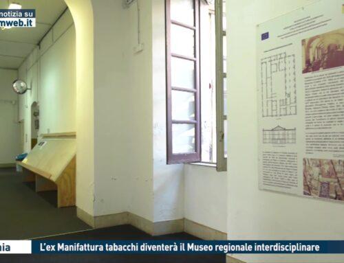 Catania, l'ex Manifattura tabacchi diventerà il Museo regionale interdisciplinare