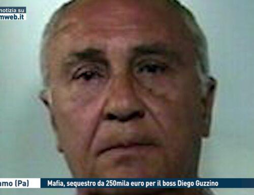 Caccamo (Pa) mafia, sequestro da 250mila euro per il boss Diego Guzzino