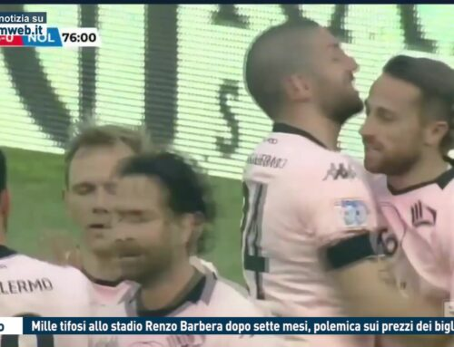 Calcio, mille tifosi allo stadio Renzo Barbera dopo sette mesi, polemica sui prezzi dei biglietti