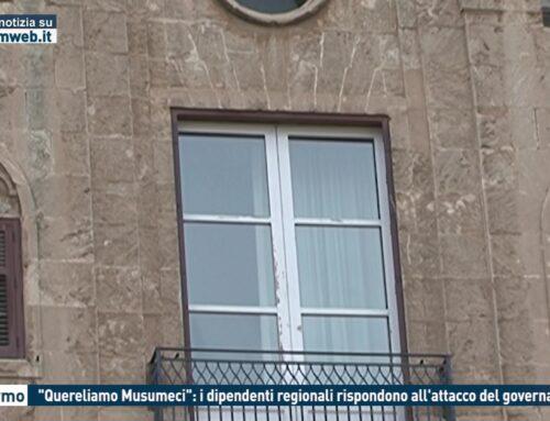 """Palermo, """"Quereliamo Musumeci"""": i dipendenti regionali rispondono all'attacco del governatore"""