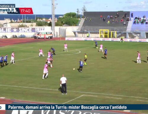 Calcio, Palermo domani arriva la Turris: mister Boscaglia cerca l'antidoto