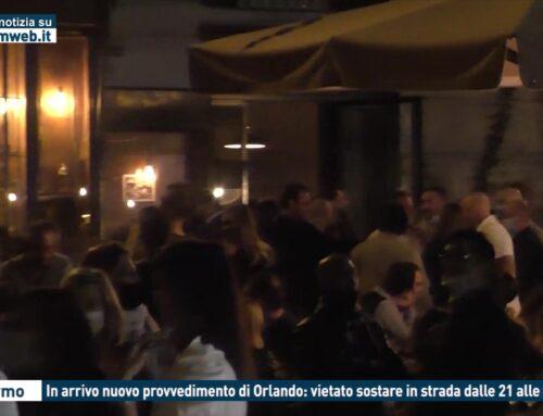 Palermo, in arrivo nuovo provvedimento del Sindaco Orlando:vietato sostare in strada dalle 21 alle 5