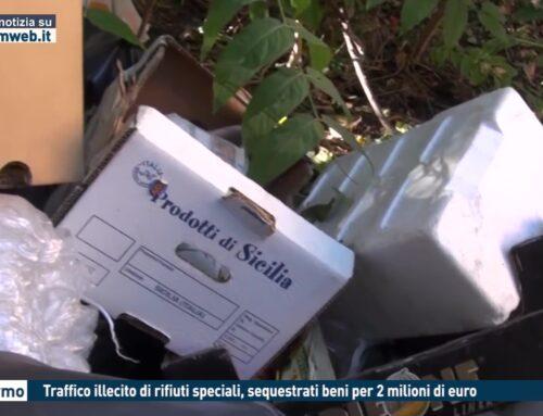 Palermo, traffico illecito di rifiuti speciali, sequestrati beni per 2 milioni di euro