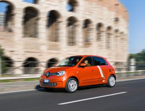 Con Renault Twingo Electric puoi vivere la città in spensieratezza