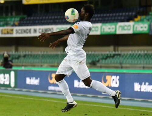 Lo Spezia pareggia nel recupero, 2-2 col Cagliari alla Sardegna Arena