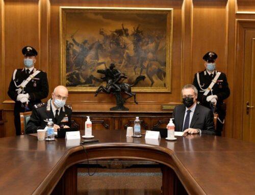 Intesa Carabinieri-Confindustria per rafforzare cultura sicurezza