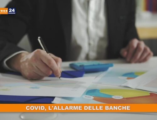 Covid, l'allarme delle banche