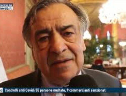 TGMED 16.11.20 Palermo – Controlli anti Covid: 55 persone multate, 9 commercianti sazionati
