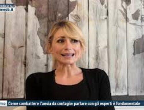 TGMED 23.11.20 PALERMO – COME COMBATTERE L'ANSIA DA CONTAGIO: PARLARE CON GLI ESPERTI E' FONDAMENTALE