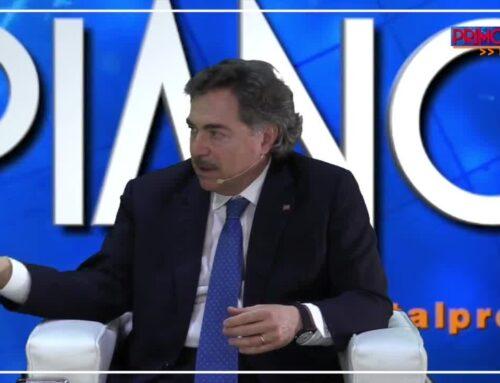 """Musella """"Serve unità nazionale, su candidato Milano valutiamo"""""""