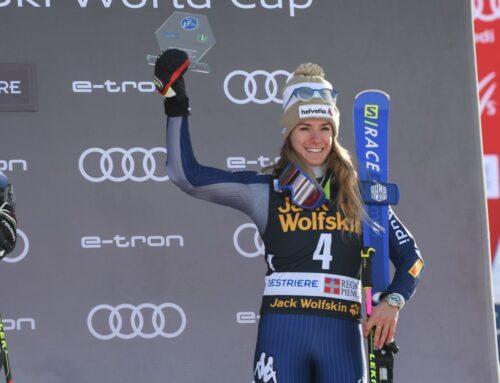 Marta Bassino vince il gigante di Kranjska Gora, Brignone 5^