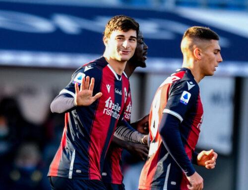 Orsolini su rigore, Bologna batte Verona 1-0