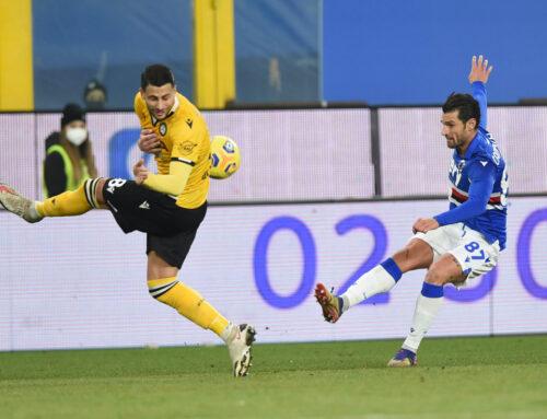 Sampdoria-Udinese 2-1, Torregrossa decisivo al debutto