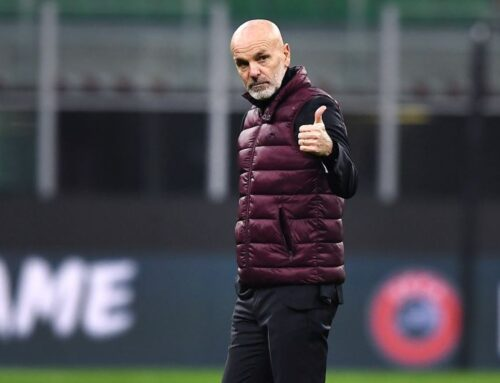 """Pioli """"Il titolo d'inverno conta poco, concentrati sul Cagliari"""""""