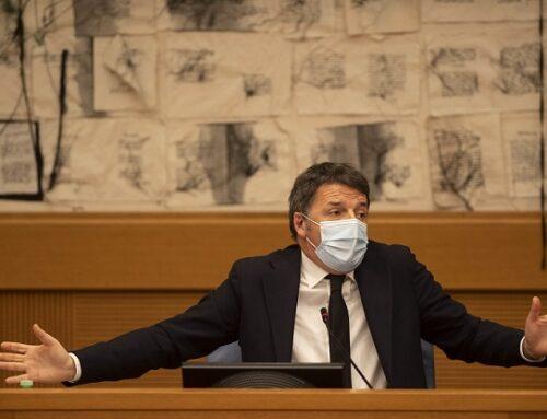 """Renzi """"Conte senza Italia Viva non ce la fa"""""""