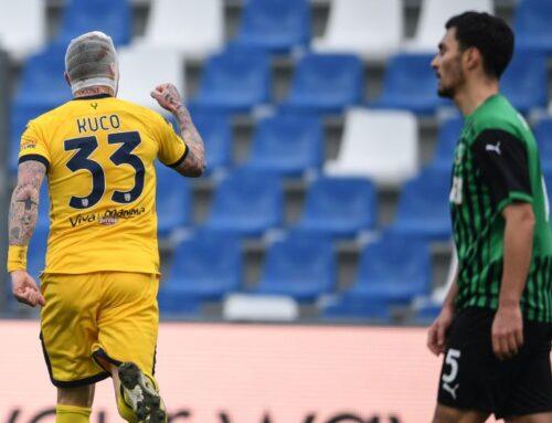 Djuricic al 94′ risponde a Kucka, Sassuolo-Parma 1-1