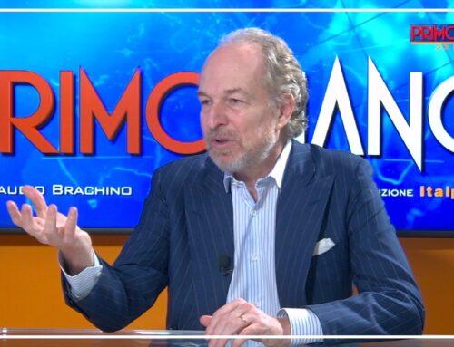 """Artom """"In Italia manca una visione per l'impresa privata"""""""