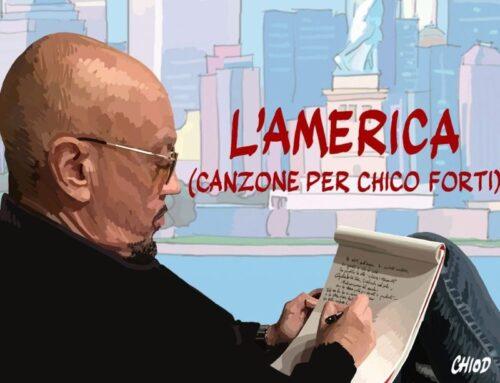 """Enrico Ruggeri torna con """"L'America"""", canzone per Chico Forti"""