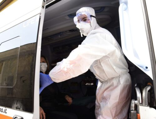 Coronavirus, 8.824 nuovi casi e 377 decessi in 24 ore