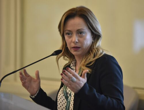 """Governo, Meloni """"Conte Barbapapà cambia forma in base alla convenienza"""""""