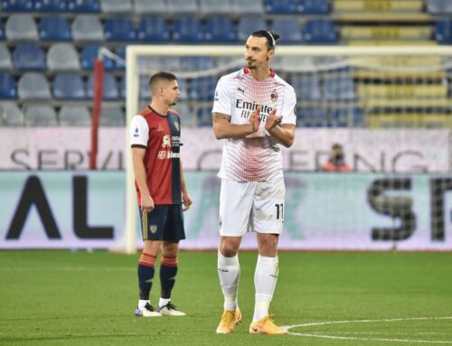 Doppietta di Ibrahimovic, il Milan vince a Cagliari per 2-0