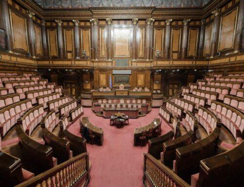 Governo, il Senato vota la fiducia con 156 Sì