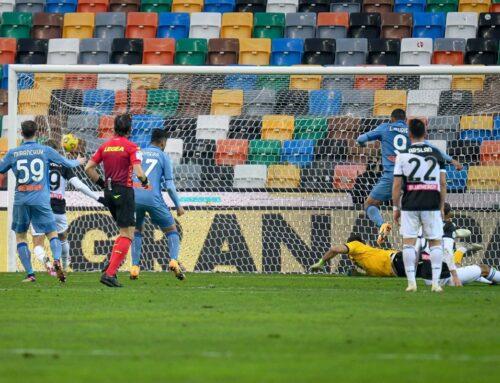 Muriel risponde a Pereyra, Udinese-Atalanta 1-1