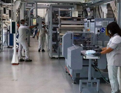 Industria, a novembre fatturato e ordini in calo