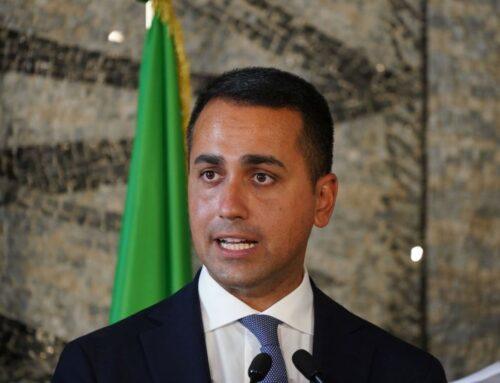 """Di Maio """"L'Italia riparte solo con un progetto chiaro"""""""