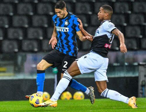 L'Inter non sfrutta il ko del Milan, 0-0 con l'Udinese