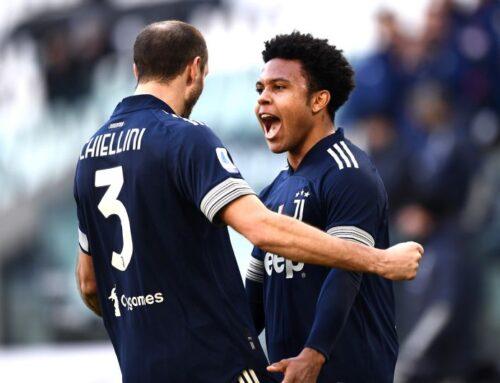 La Juventus batte 2-0 il Bologna, a segno Arthur e McKennie