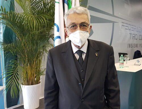 """Scarzella confermato Presidente Fitarco """"Ripartiamo uniti"""""""
