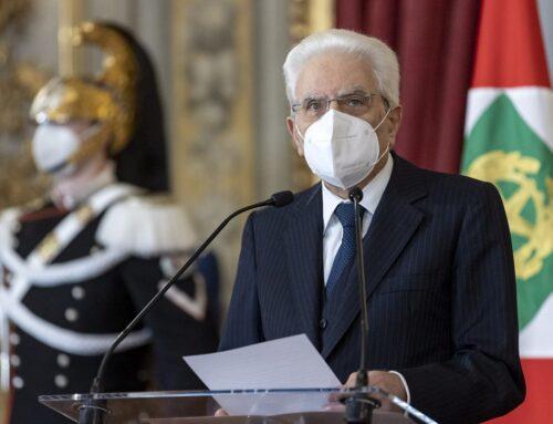 """Regeni, Mattarella """"Attendiamo adeguate risposte dall'Egitto"""""""