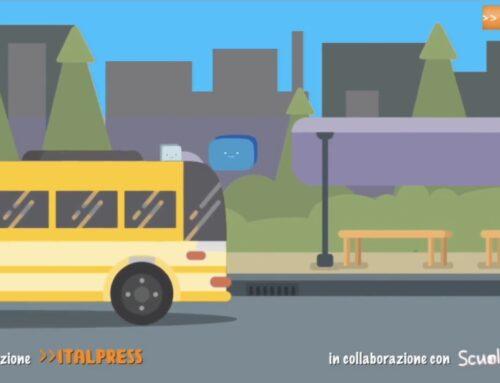 Dalla partnership tra Italpress e ScuolaZoo nasce il nuovo Tg Giovani